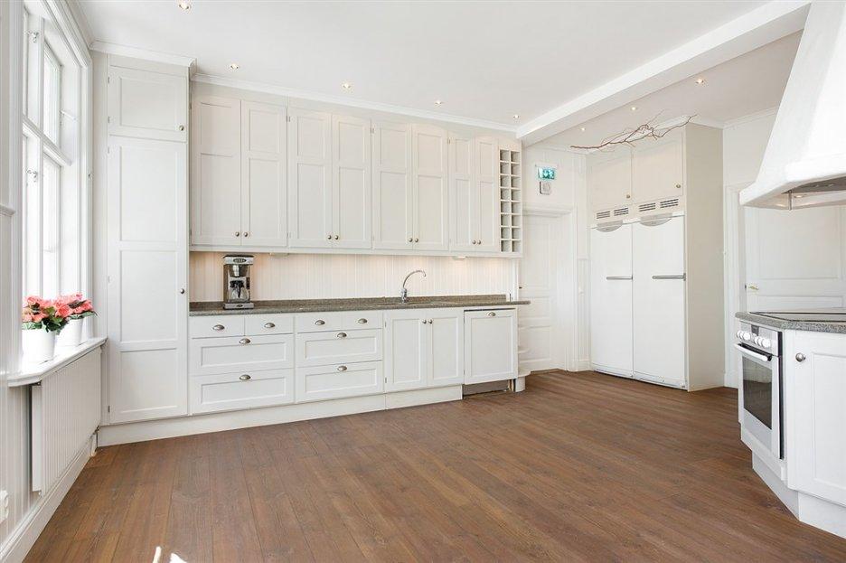 Golvmatta Kok : Det hor koket or ett riktigt dromkok So vackert golv! Perfekt